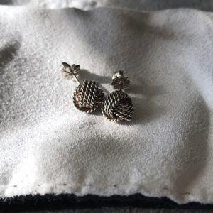 Tiffany Earrings: Tiffany Twist Knot Earrings